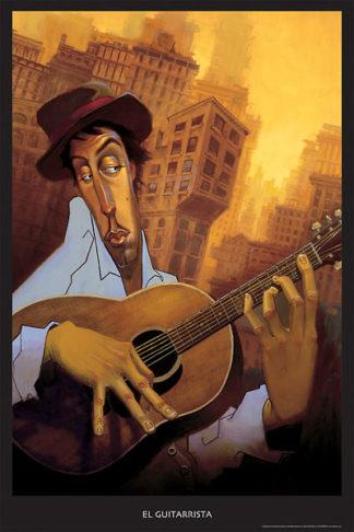 B1204 - BUA - El Guitarrista