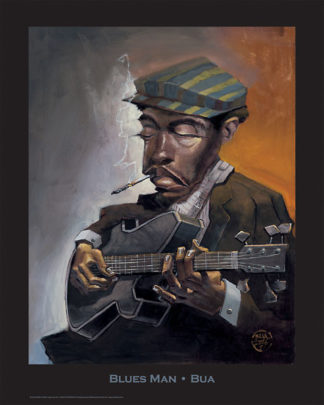 B1372 - BUA - Blues Man