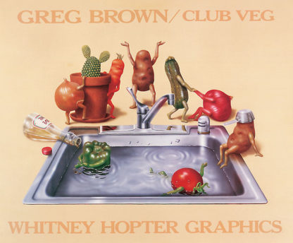 B145 - Brown, Greg - Club Veg