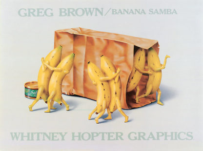 B146 - Brown, Greg - Banana Samba