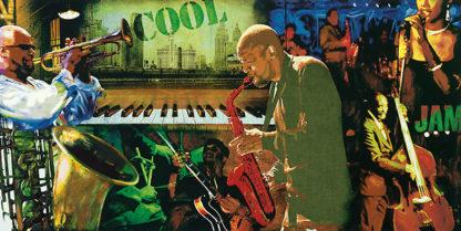 B1505 - Burke, Tyler - Cool Jazz