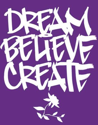 B1966 - BUA - Dream, Believe, Create