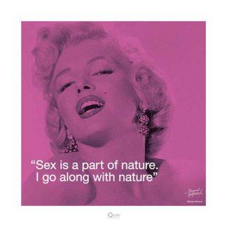 B2264 - Bernard of Hollywood - Marilyn Monroe – Nature