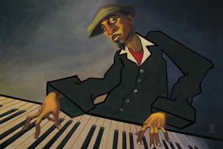 B2271 - BUA - Piano Man II (non-smoking)