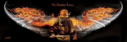 B2588 - Bullard, Jason - No Greater Love (Fireman)