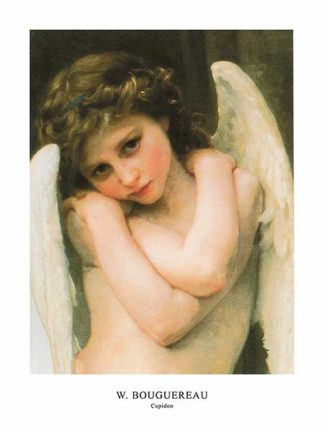 B2670 - Bouguereau, William Adolphe - Cupidon