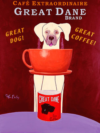 B2726 - Bailey, Ken - Great Dane Brand Coffee