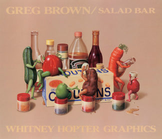 B273 - Brown, Greg - Salad Bar