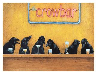 B2760 - Bullas, Will - The Crowbar