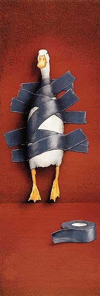 B2863 - Bullas, Will - Duck Tape