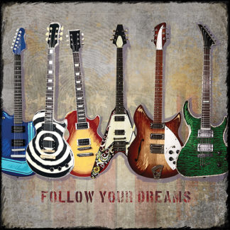 B2888 - Baldwin, Jim - Guitar Lineup