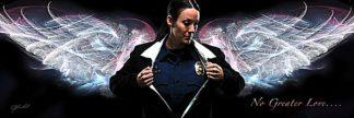 B2953 - Bullard, Jason - Answering the Call (Policewoman)