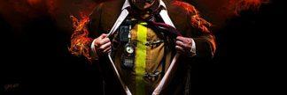 B2954 - Bullard, Jason - Answering the Call (Fireman)