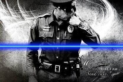 B3090 - Bullard, Jason - Send Me (Policeman)