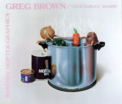 B31 - Brown, Greg - Vegetables Marin