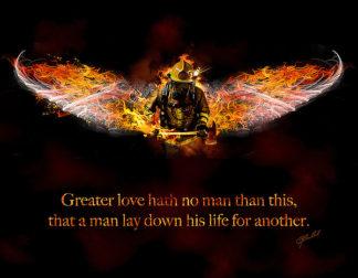 B3205 - Bullard, Jason - No Greater Love (Fireman)