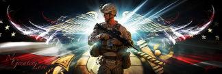 B3270 - Bullard, Jason - No Greater Love (Military)