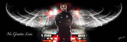 B3291 - Bullard, Jason - No Greater Love - Female EMT