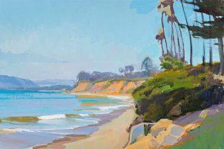 B3527D - Burtt, Marcia - Morning Light, Butterfly Beach
