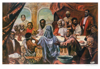 B439 - Barnes, Cornell - Last Supper