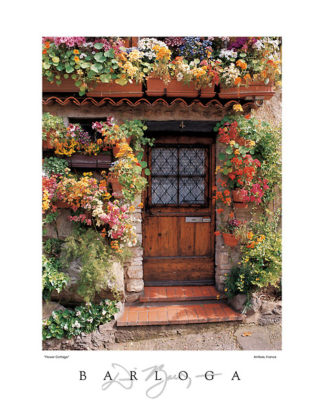 B680 - Barloga, Dennis - Flower Cottage