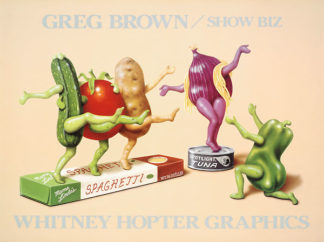 B774 - Brown, Greg - Show Biz