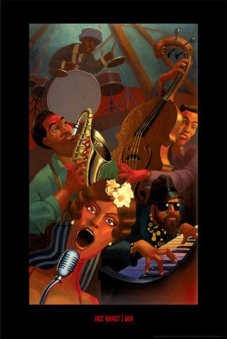 B869 - BUA - Jazz Quintet