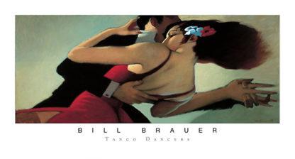B1249 - Brauer, Bill - Tango Dancers