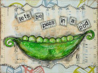 BD1018 - Braun, Denise - Let's Be Peas