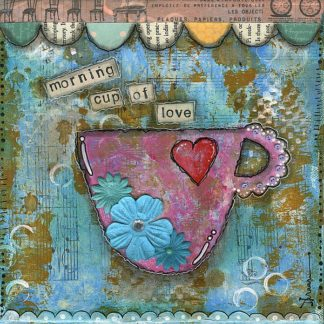 BD1026 - Braun, Denise - Morning Cup of Love