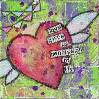 BD1029 - Braun, Denise - Love Gives Us Permission