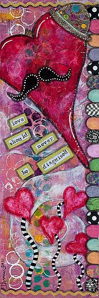 BD1039 - Braun, Denise - Love Should Never