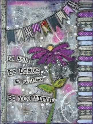BD1050 - Braun, Denise - Be Bold Be Brave
