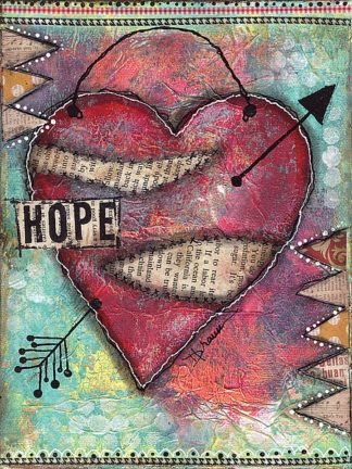 BD1061 - Braun, Denise - Hope Heart