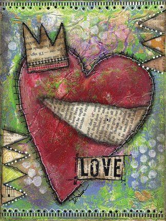 BD1062 - Braun, Denise - Love Heart