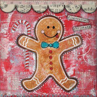 BD1104 - Braun, Denise - Gingerbread Xmas