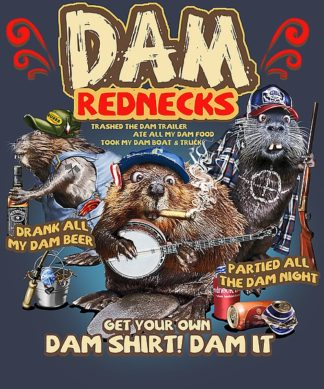 BM1017 - Baldwin, Jim - Dam Rednecks