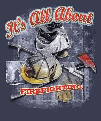 BM1021 - Baldwin, Jim - Firefighters