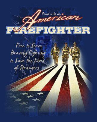 BM1030 - Baldwin, Jim - American Firefighters