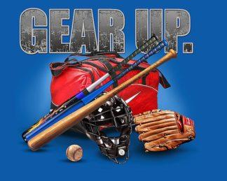 BM1035 - Baldwin, Jim - Gear Up Baseball