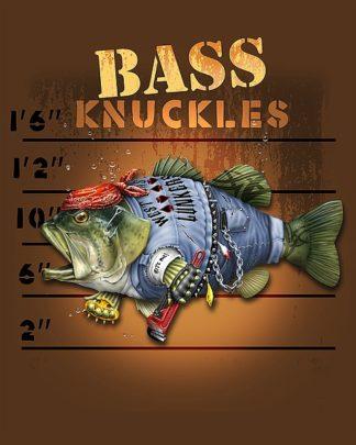BM1154 - Baldwin, Jim - Bass Knuckles