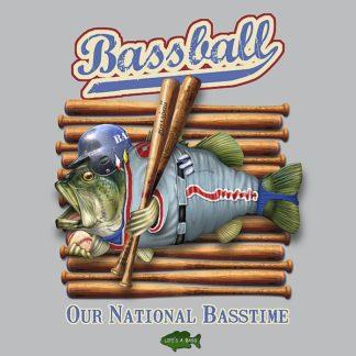 BM1157 - Baldwin, Jim - Bassball