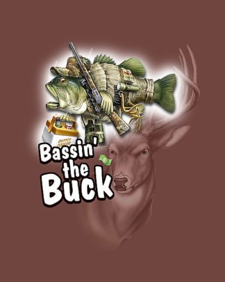 BM1160 - Baldwin, Jim - Bassin' the Buck
