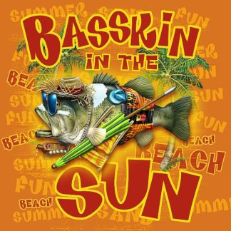 BM1162 - Baldwin, Jim - Bassin' in the Sun