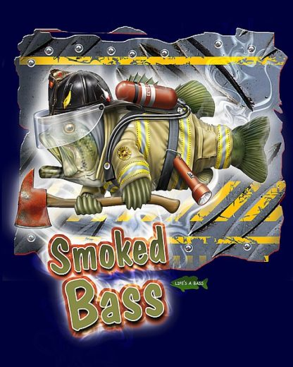 BM1167 - Baldwin, Jim - Smoked Bass