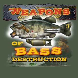 BM1169 - Baldwin, Jim - Bass Destruction