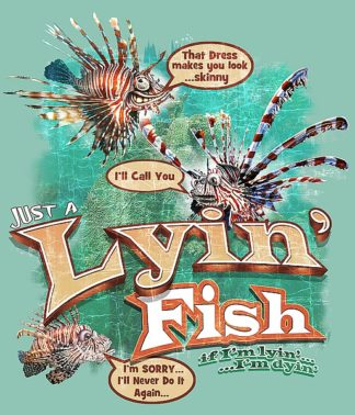 BM1170 - Baldwin, Jim - Lyin' Fish