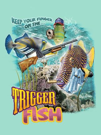 BM1173 - Baldwin, Jim - Trigger Fish