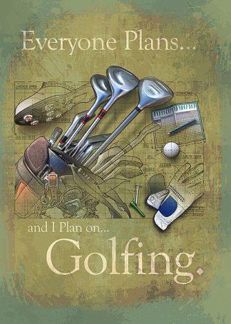 BM1266 - Baldwin, Jim - Plan to Golf