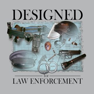 BM1304 - Baldwin, Jim - Designed For Law Enforcement